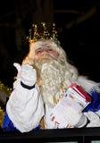 Τρεις σοφοί άνθρωποι - βασιλιάς Melchior Στοκ εικόνες με δικαίωμα ελεύθερης χρήσης