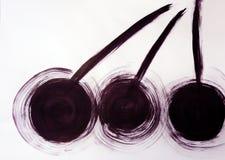 Τρεις σφαίρες του εκκρεμούς στοκ εικόνα με δικαίωμα ελεύθερης χρήσης