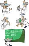 τρελλή επιστήμη απεικόνιση αποθεμάτων