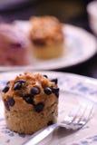 τρελλή muffin σειρά Στοκ Εικόνα