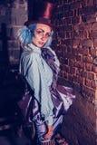Τρελλός καπελάς - Alice στη χώρα των θαυμάτων στοκ εικόνες