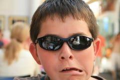 τρελλό πρόσωπο Στοκ φωτογραφίες με δικαίωμα ελεύθερης χρήσης