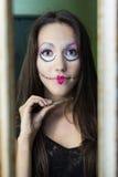 Τρελλή κούκλα Στοκ Φωτογραφίες