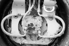 Τρελλή μηχανή Στοκ εικόνα με δικαίωμα ελεύθερης χρήσης