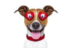 Τρελλός ερωτευμένος Emoticon ή Emoji Στοκ φωτογραφίες με δικαίωμα ελεύθερης χρήσης