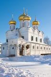 τριάδα μοναστηριών καθεδ&rh Στοκ Εικόνα
