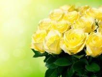 τριαντάφυλλα ανθοδεσμών Στοκ φωτογραφίες με δικαίωμα ελεύθερης χρήσης