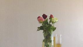 τριαντάφυλλα ζωής ακόμα φιλμ μικρού μήκους
