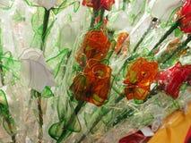 Τριαντάφυλλα Cristal Στοκ εικόνες με δικαίωμα ελεύθερης χρήσης