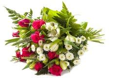 Τριαντάφυλλα με την αγάπη Στοκ Φωτογραφία