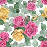 Τριαντάφυλλα 3 Στοκ Εικόνα