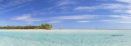 Τριαντάφυλλα Sables Les (ρόδινες άμμοι), Tetamanu, Fakarava, νησιά Tuamotu, γαλλική Πολυνησία στοκ φωτογραφία