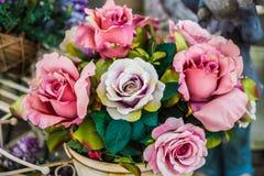 Τριαντάφυλλα vintag Στοκ φωτογραφία με δικαίωμα ελεύθερης χρήσης