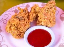 τριζάτος κοτόπουλου πο Στοκ Φωτογραφία
