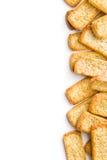 Τριζάτο ιταλικό bruschetta antipasto Στοκ φωτογραφία με δικαίωμα ελεύθερης χρήσης