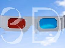τρισδιάστατα γυαλιά απεικόνιση αποθεμάτων