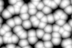 τρισδιάστατα κύτταρα Στοκ φωτογραφίες με δικαίωμα ελεύθερης χρήσης