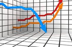 τρισδιάστατες στατιστι&ka απεικόνιση αποθεμάτων