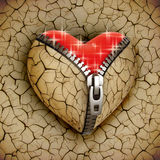 τρισδιάστατη αγάπη έννοιας απεικόνιση αποθεμάτων