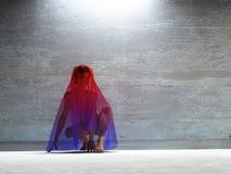 τρισδιάστατη γυναίκα Στοκ Φωτογραφία