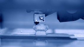 τρισδιάστατη εργασία εκτυπωτών Λιωμένη διαμόρφωση απόθεσης απόθεμα βίντεο