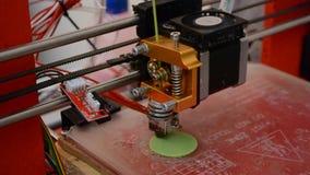 τρισδιάστατη εργασία εκτυπωτών Λιωμένη διαμόρφωση απόθεσης, FDM τρισδιάστατη εκτύπωση εκτυπωτών φιλμ μικρού μήκους