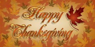 τρισδιάστατη ημέρα των ευχαριστιών κειμένων χαιρετισμού καρτών ελεύθερη απεικόνιση δικαιώματος