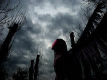 τρισδιάστατος άγγελος Στοκ εικόνες με δικαίωμα ελεύθερης χρήσης