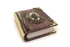 τρισδιάστατος δώστε ενός βιβλίου με ένα σημάδι δολαρίων απεικόνιση αποθεμάτων