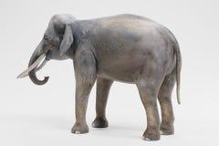 τρισδιάστατος δώστε του ασιατικού ελέφαντα - αρσενικό ελεύθερη απεικόνιση δικαιώματος
