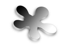 τρισδιάστατο αστέρι στοκ εικόνα με δικαίωμα ελεύθερης χρήσης