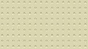 τρισδιάστατο αφηρημένο υπόβαθρο απεικόνισης με έναν τοίχο με το λακκάκι διανυσματική απεικόνιση