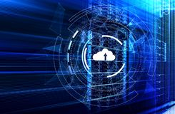 Τρισδιάστατο δίνοντας υπόβαθρο πλεγμάτων κινήσεων δικτύων αποθήκευσης σύννεφων στοιχείων στοκ εικόνα με δικαίωμα ελεύθερης χρήσης