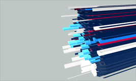 τρισδιάστατο ελαστικό δ απεικόνιση αποθεμάτων