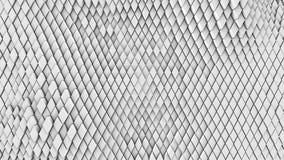 τρισδιάστατο ταραχώδες υπόβαθρο, 4k βίντεο διανυσματική απεικόνιση