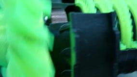 τρισδιάστατο τυπωμένο πρότυπο στροβίλων φιλμ μικρού μήκους