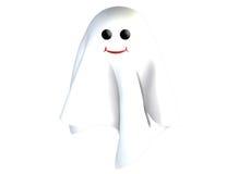τρισδιάστατο φάντασμα Στοκ Εικόνες