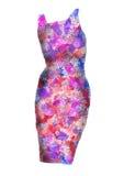 τρισδιάστατο φόρεμα κενό ελεύθερη απεικόνιση δικαιώματος