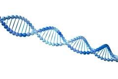τρισδιάστατο DNA στοκ εικόνες