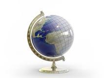 τρισδιάστατο globus Στοκ Φωτογραφία