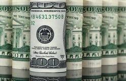 τρισδιάστατα επιχειρησιακά δολάρια πολλά αντικείμενο Στοκ εικόνες με δικαίωμα ελεύθερης χρήσης