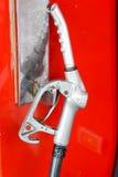 τρισδιάστατη αντλία ακροφυσίων καυσίμων που δίνει την πλάγια όψη Στοκ Εικόνα
