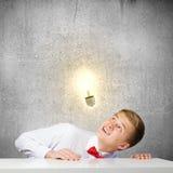 τρισδιάστατη εικόνα ιδέας έννοιας που δίνεται Στοκ εικόνες με δικαίωμα ελεύθερης χρήσης
