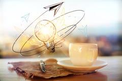 τρισδιάστατη εικόνα ιδέας έννοιας που δίνεται Στοκ φωτογραφία με δικαίωμα ελεύθερης χρήσης