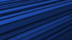 τρισδιάστατη παραγμένη αφηρημένη δομή Στοκ Φωτογραφία