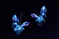 τρισδιάστατη πεταλούδα v3 Στοκ Εικόνες