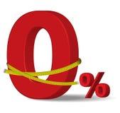 τρισδιάστατη πηγή 0% με τη βρύση μέτρου ελεύθερη απεικόνιση δικαιώματος