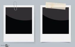 τρισδιάστατη στιγμιαία φωτογραφία απεικόνισης πλαισίων που δίνεται επίσης corel σύρετε το διάνυσμα απεικόνισης Στοκ φωτογραφίες με δικαίωμα ελεύθερης χρήσης