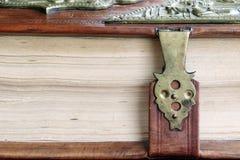 τρισδιάστατη όμορφη διαστατική απεικόνιση τρία βιβλίων πολύ εκλεκτής ποιότητας Στοκ Εικόνες