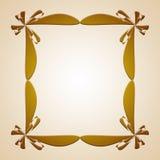 τρισδιάστατη όμορφη διαστατική απεικόνιση τρία πλαισίων αριθμού πολύ εκλεκτής ποιότητας Στοκ εικόνες με δικαίωμα ελεύθερης χρήσης